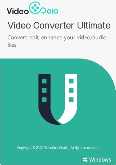 VideoSolo Video Converter Ultimate 2.0.20 + Rus