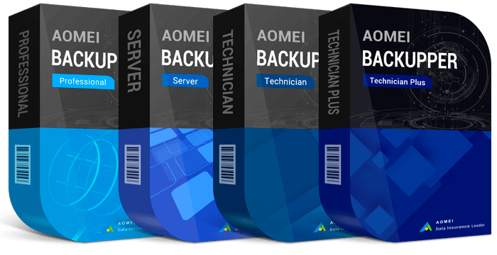 AOMEI Backupper 6.3.0 Professional / Server / Technician / Technician Plus + Rus + Portable