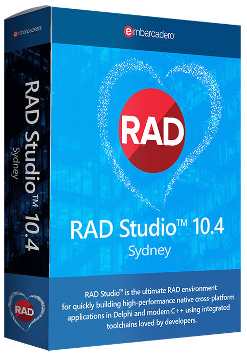 Embarcadero RAD Studio 10.4.2 Sydney Architect Version 27.0.40680.4203