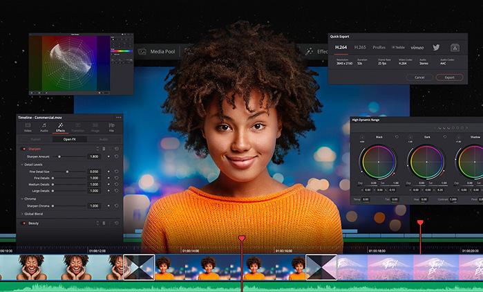 Blackmagic Design DaVinci Resolve Studio 17.1.1.0009