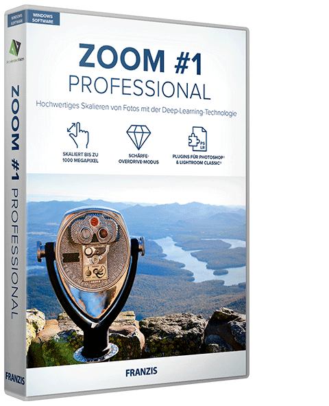 Franzis ZOOM #1 professional 1.14.03607 + Portable